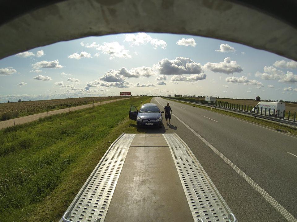 pomoc drogowa autostrada A1