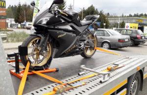 Laweta motocyklowa